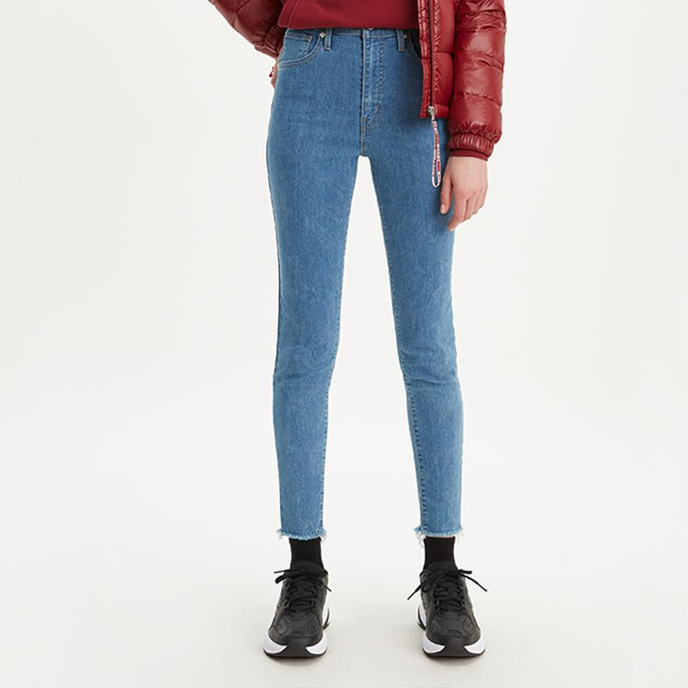 Jeans Mujer Super Skinny Tiro Alto Levi's image number 1.0