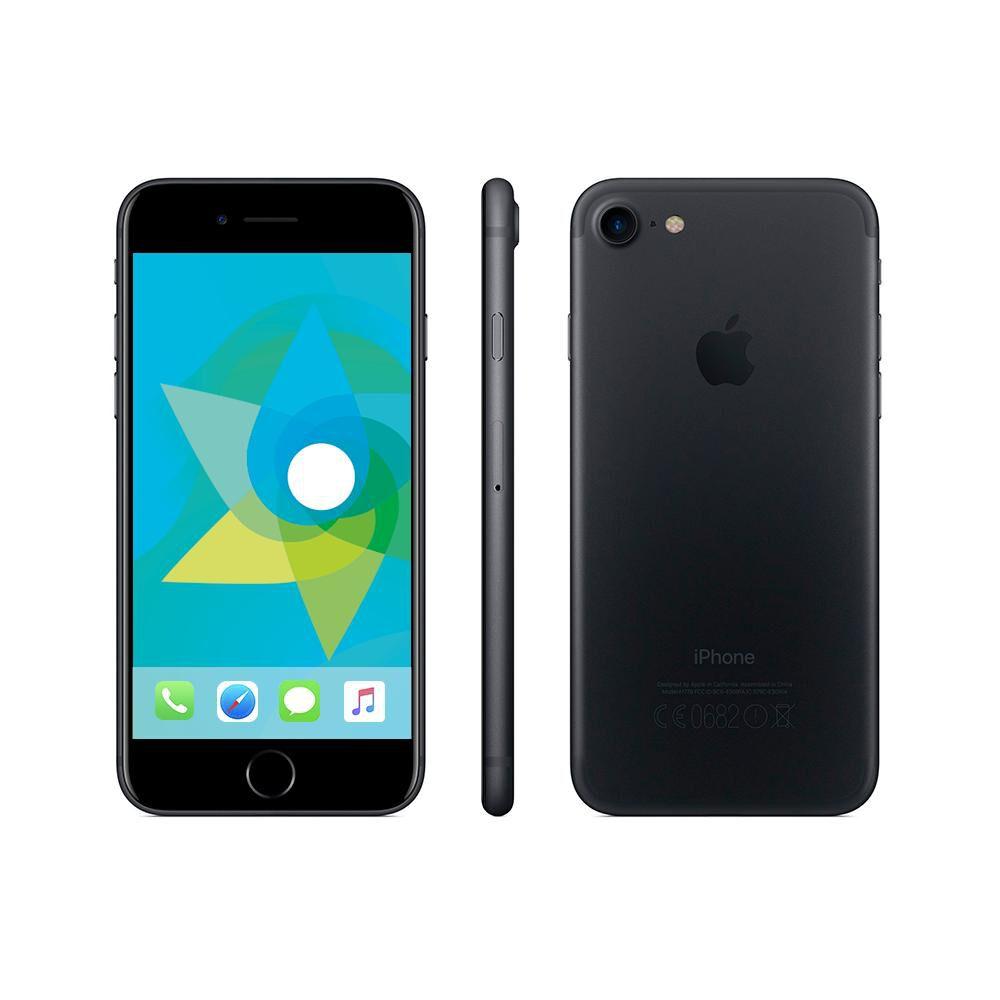 Smartphone Apple Iphone 7 Reacondicionado Negro / 256 Gb / Liberado image number 0.0