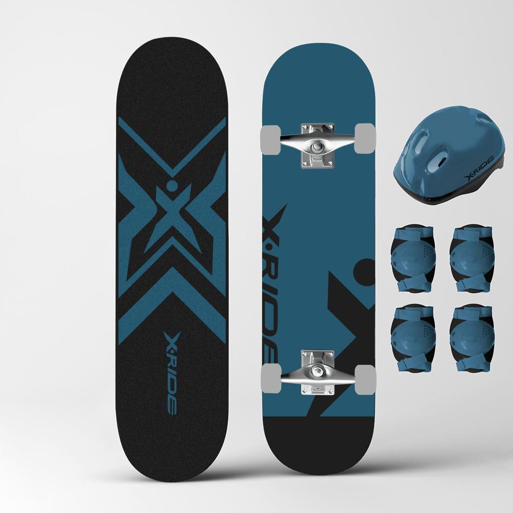Skate Set X-ride Tb-sktset image number 0.0