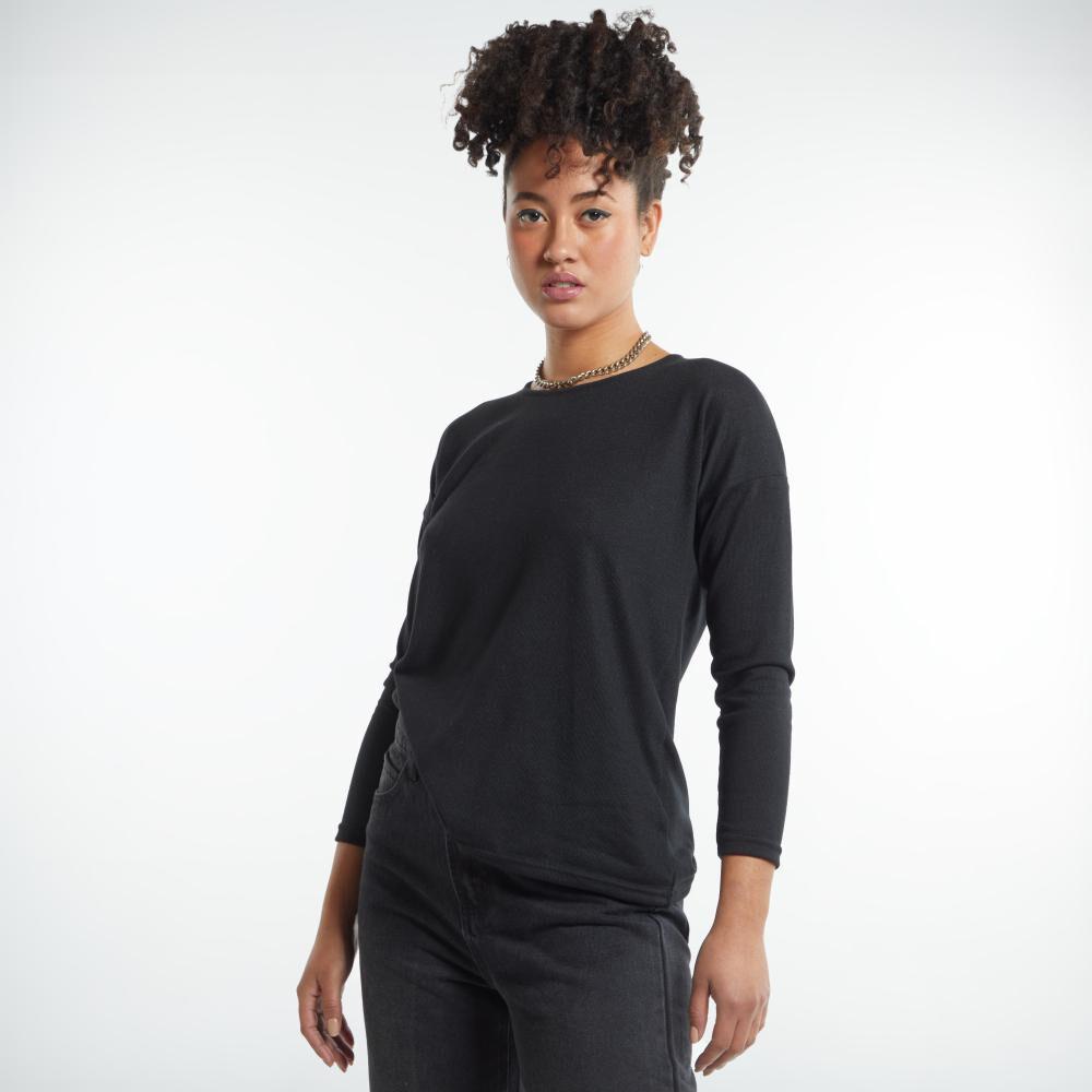 Sweater Estampado Mujer Rolly Go image number 2.0