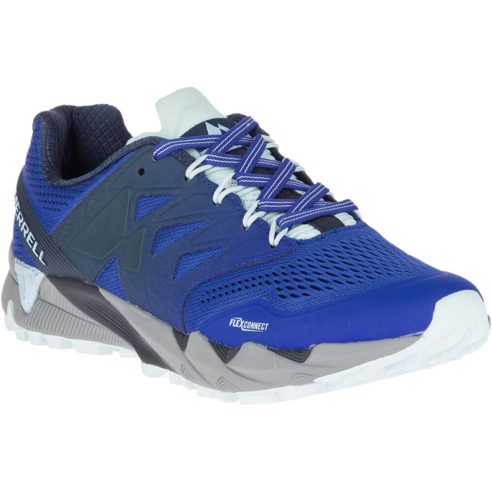 Zapatilla Outdoor Mujer Merrell image number 0.0