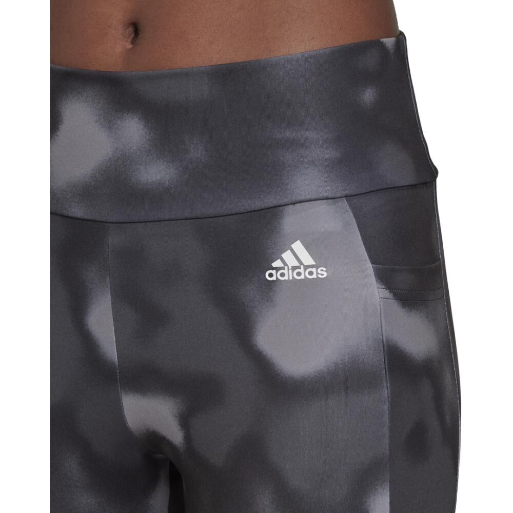 Calza Mujer Adidas Designed To Move Aop 7/8 Tight image number 7.0