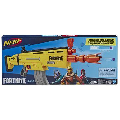 Lanzardor De Dardos Nerf Fortnite Ar-L
