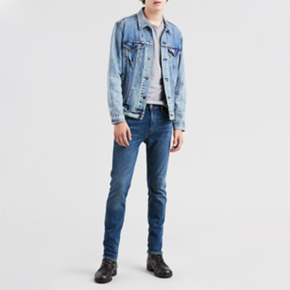 Jeans Hombre Levi's 512 Slim Tapered Fit image number 2.0