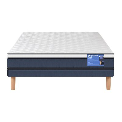 Cama Europea Cic Excellence Plus / 2 Plazas / Base Normal