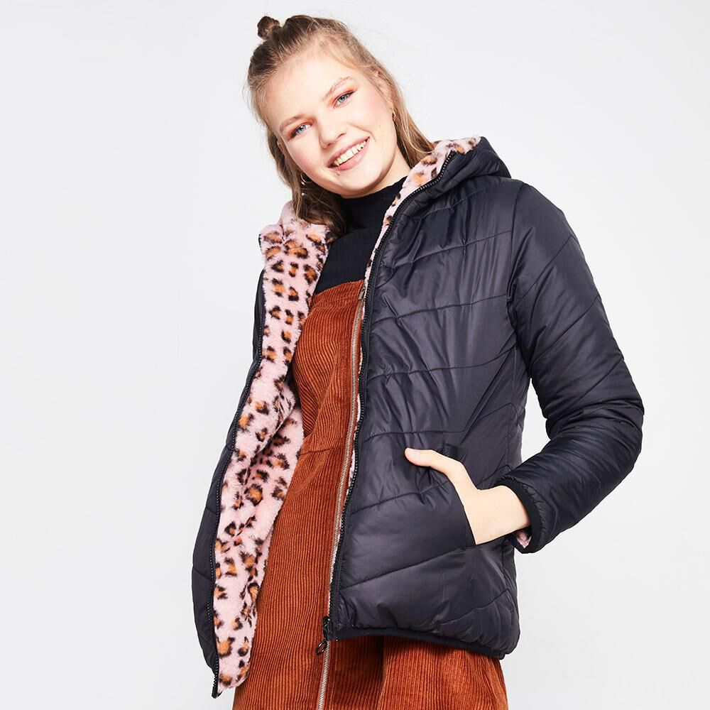 Parka Reversible  Mujer Freedom image number 4.0
