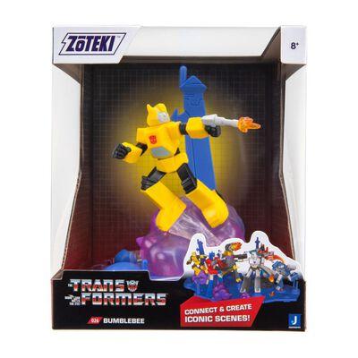 Figura De Acción Zoteki Transformers Bumblebee