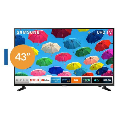 Led Samsung 43Nu7090 / 43 / Ultra Hd / 4K / Smart Tv