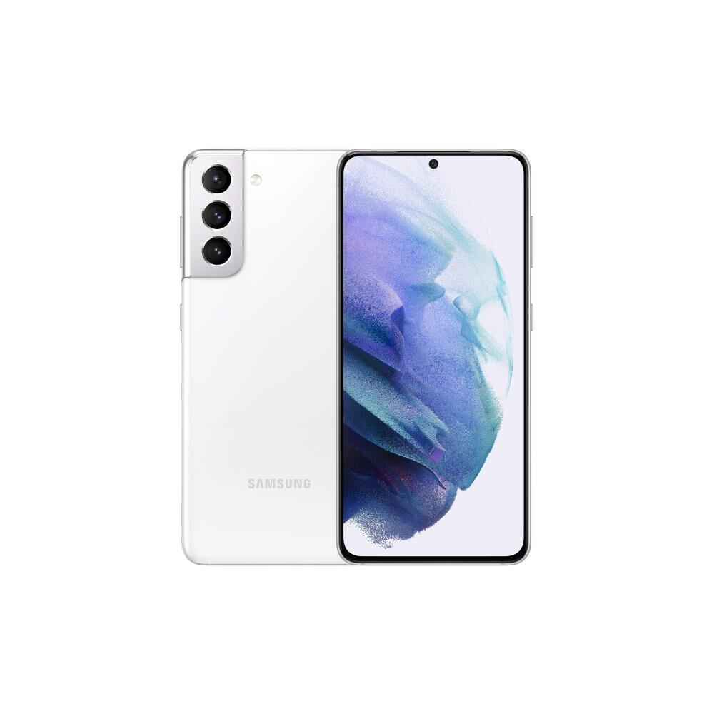 Smartphone Samsung S21 Phantom White / 128 Gb / Liberado image number 0.0