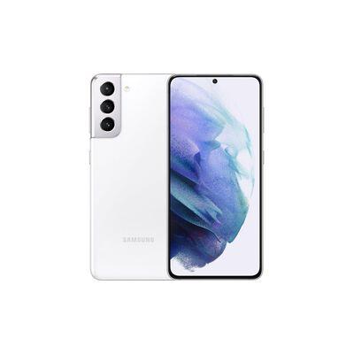 Smartphone Samsung S21 Phantom White / 128 Gb / Liberado