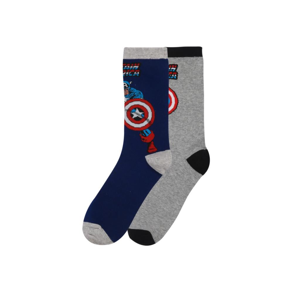 Calcetines Hombre Marvel / Pack image number 0.0