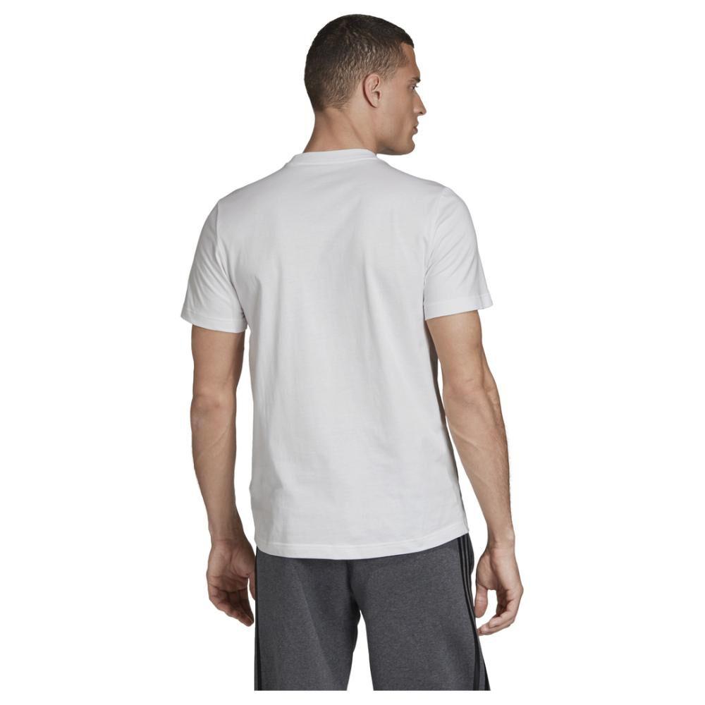 Camiseta Camo Linear Hombre Adidas image number 3.0