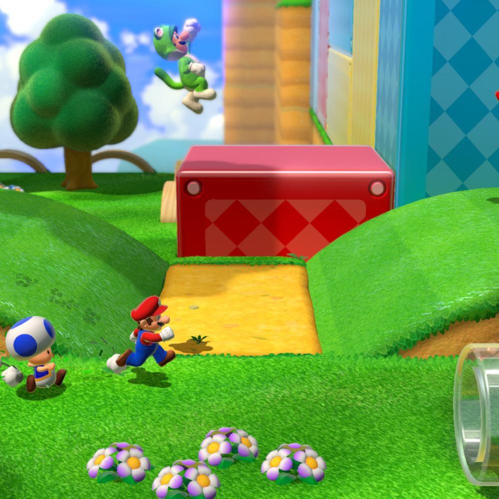 Juego Nintendo Switch Nintendo Super Mario™ 3d World + Bowser's Fury image number 5.0