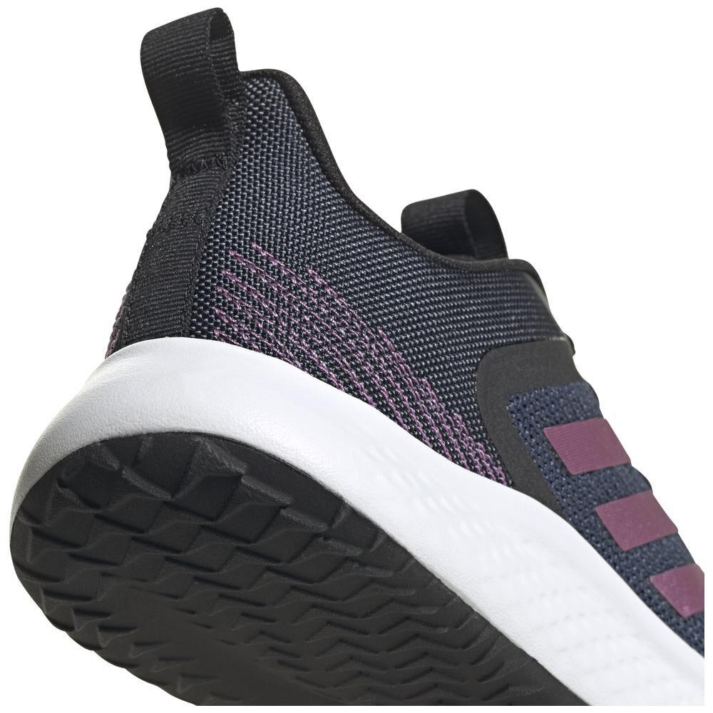 Zapatilla Running Mujer Adidas Fluidstreet image number 4.0