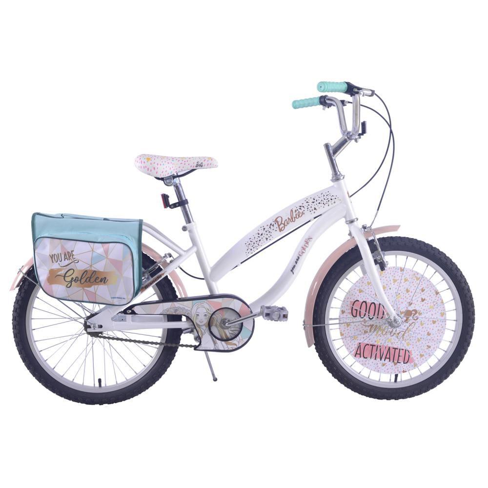 Bicicleta De Paseo Bianchi Barbie 20 / Aro 20 image number 0.0