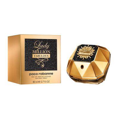 Perfume Mujer Lady Million Fabulous Paco Rabanne / 80 Ml / Eau De Parfum