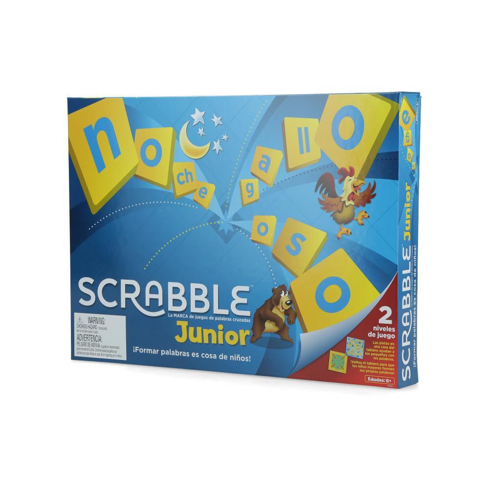 Juego Didactico Scrabble Junior image number 3.0