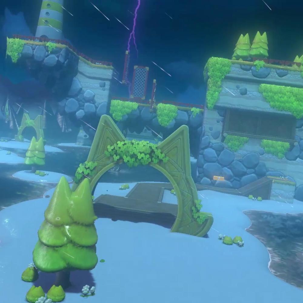 Juego Nintendo Switch Nintendo Super Mario™ 3d World + Bowser's Fury image number 1.0