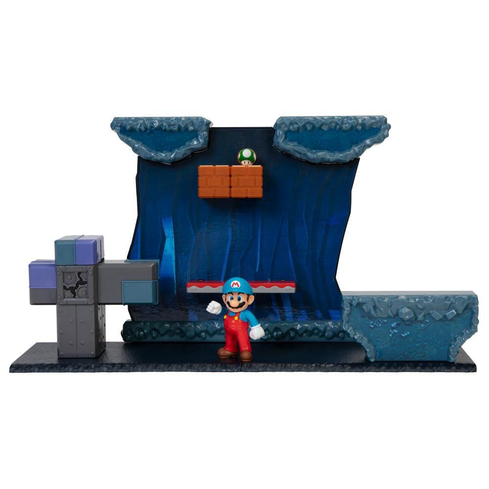Figura Coleccionable Nintendo Playset Super Mario Underground image number 2.0