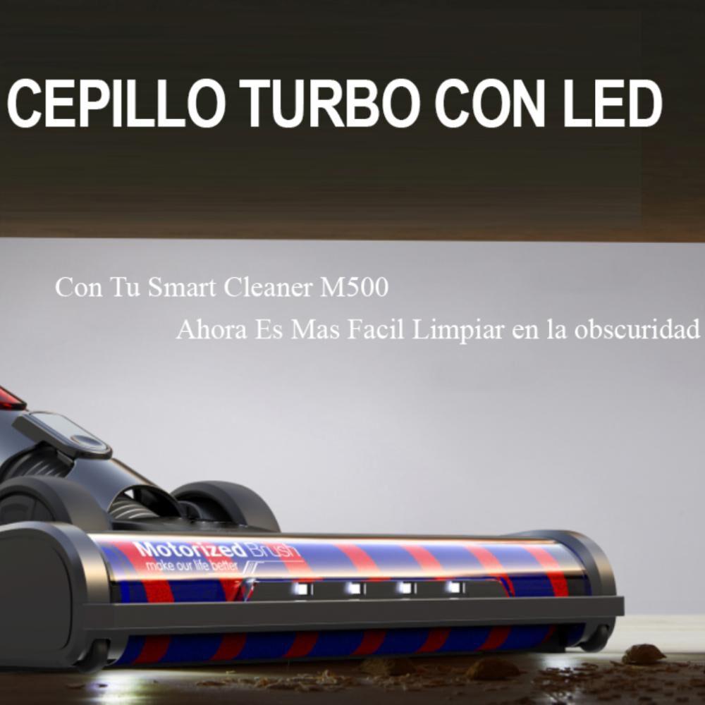 Aspiradora Vertical Ciclónica Tusmarthome Smart Cleaner M500 image number 2.0