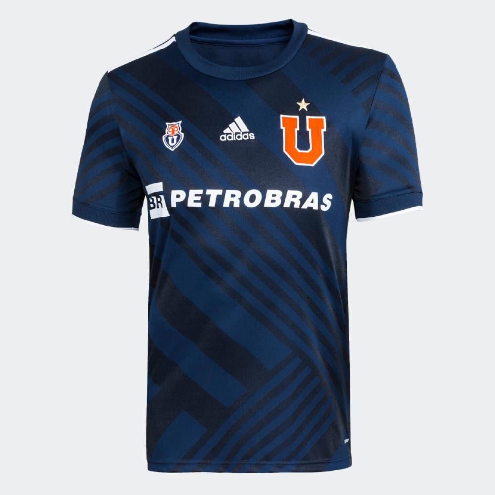 Camiseta De Fútbol Hombre Adidas Club Universidad De Chile 20/21 Local image number 0.0