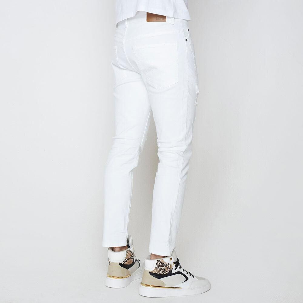 Jeans Skinny Hombre Rolly Go image number 2.0