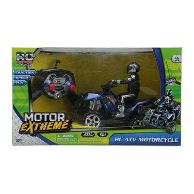 Auto Radiocontrolado Motor Extreme Rc Quatrimoto