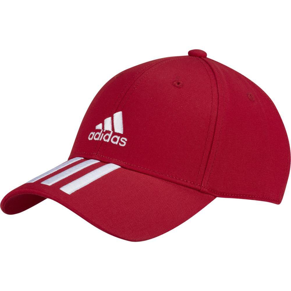 Jockey Adidas Baseball 3 Stripes Cap Cotton Twill image number 3.0