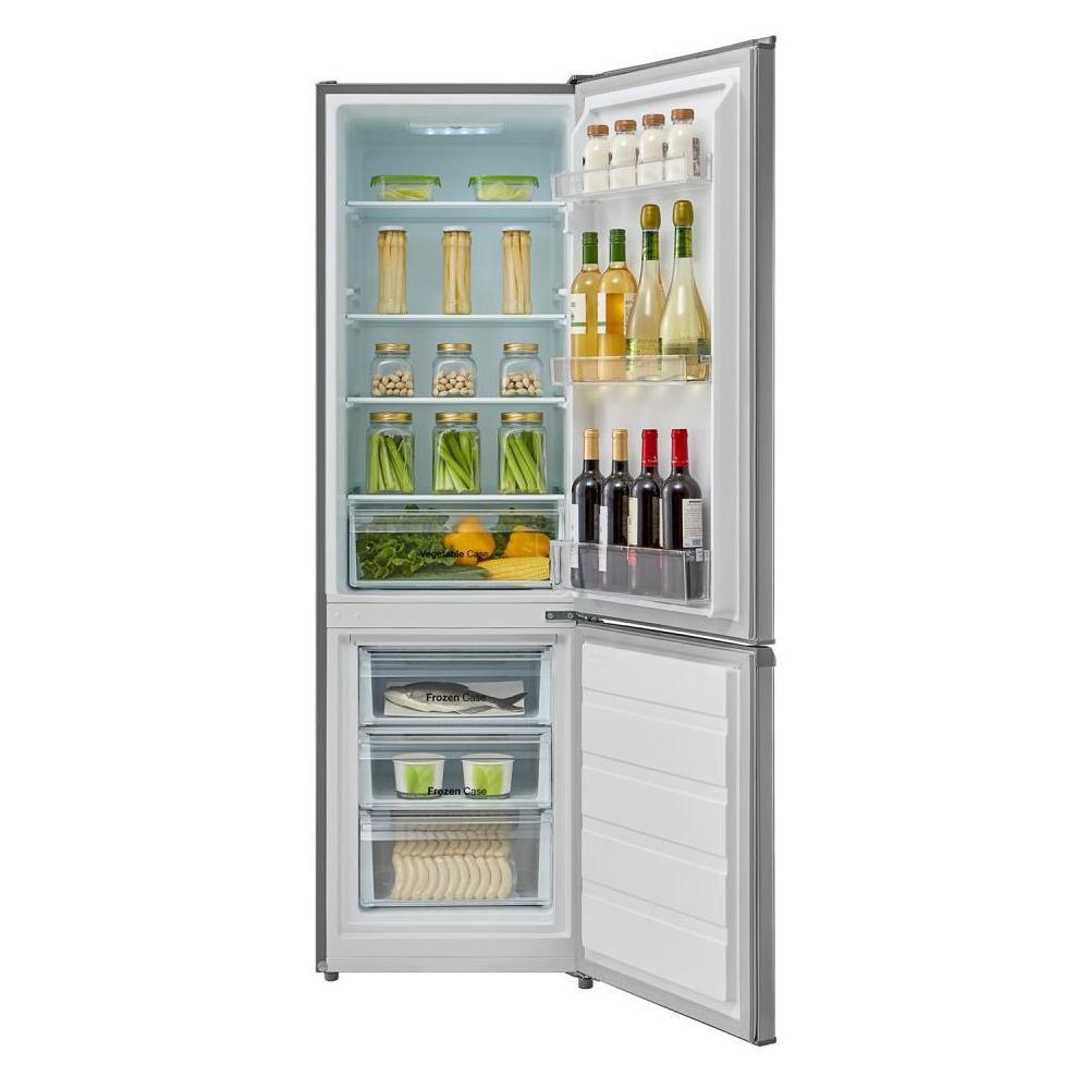 Refrigerador Bottom freezer Winia RFD366S / Frío Directo / 260 Litros image number 5.0