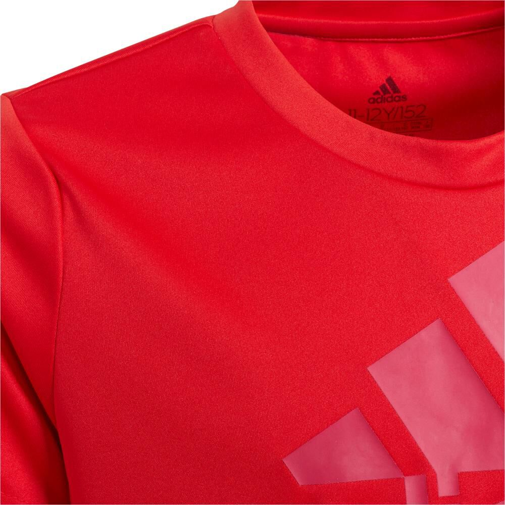 Polera Niña Adidas Designed To Move image number 2.0