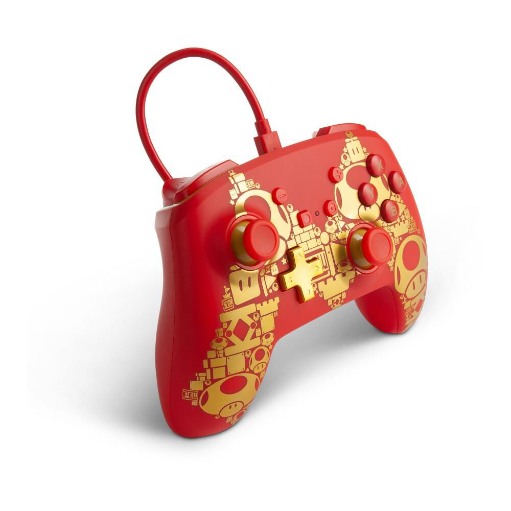 Control Nintendo Switch Nintendo Mario Gold M image number 1.0