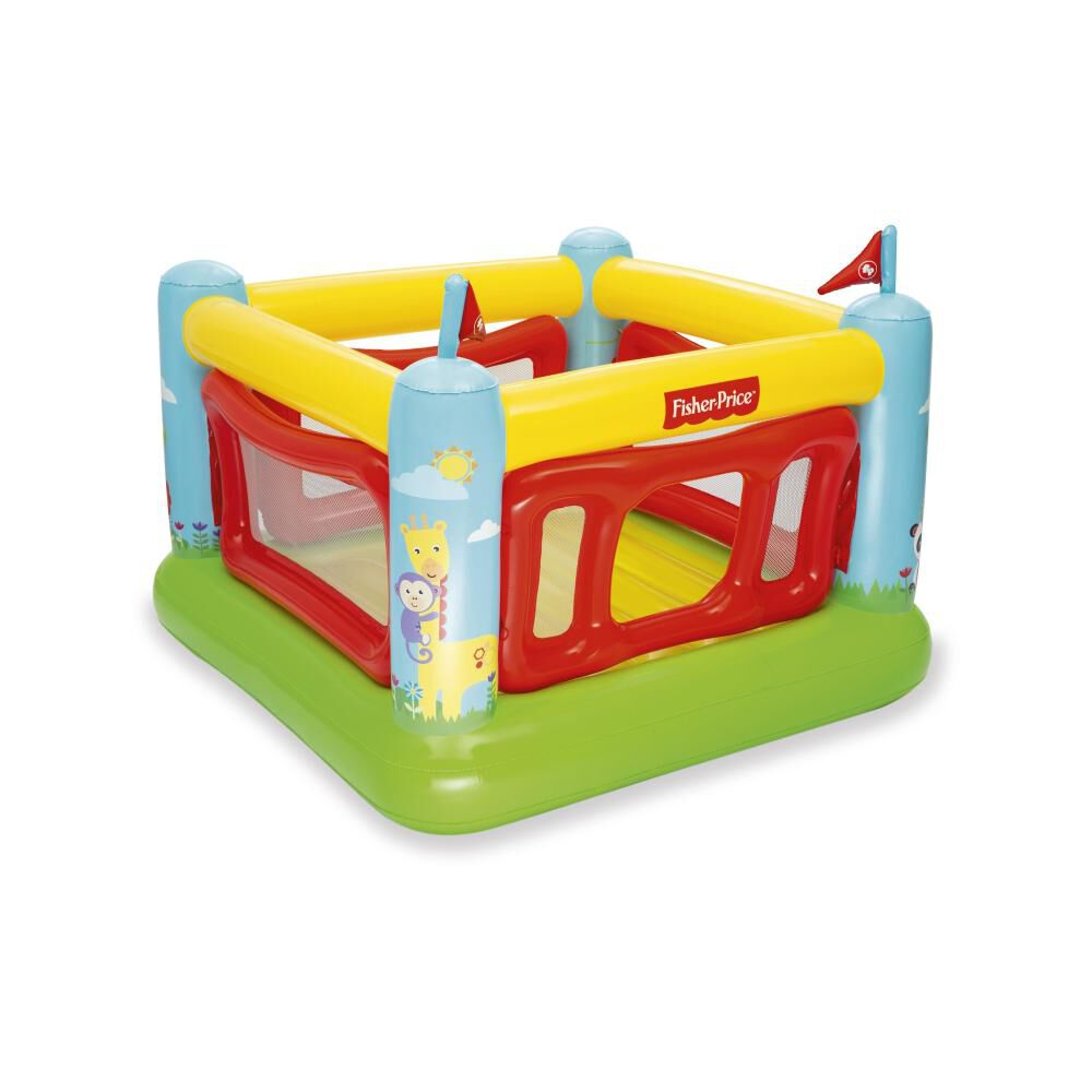 Castillo Inflable Fisher Price image number 4.0