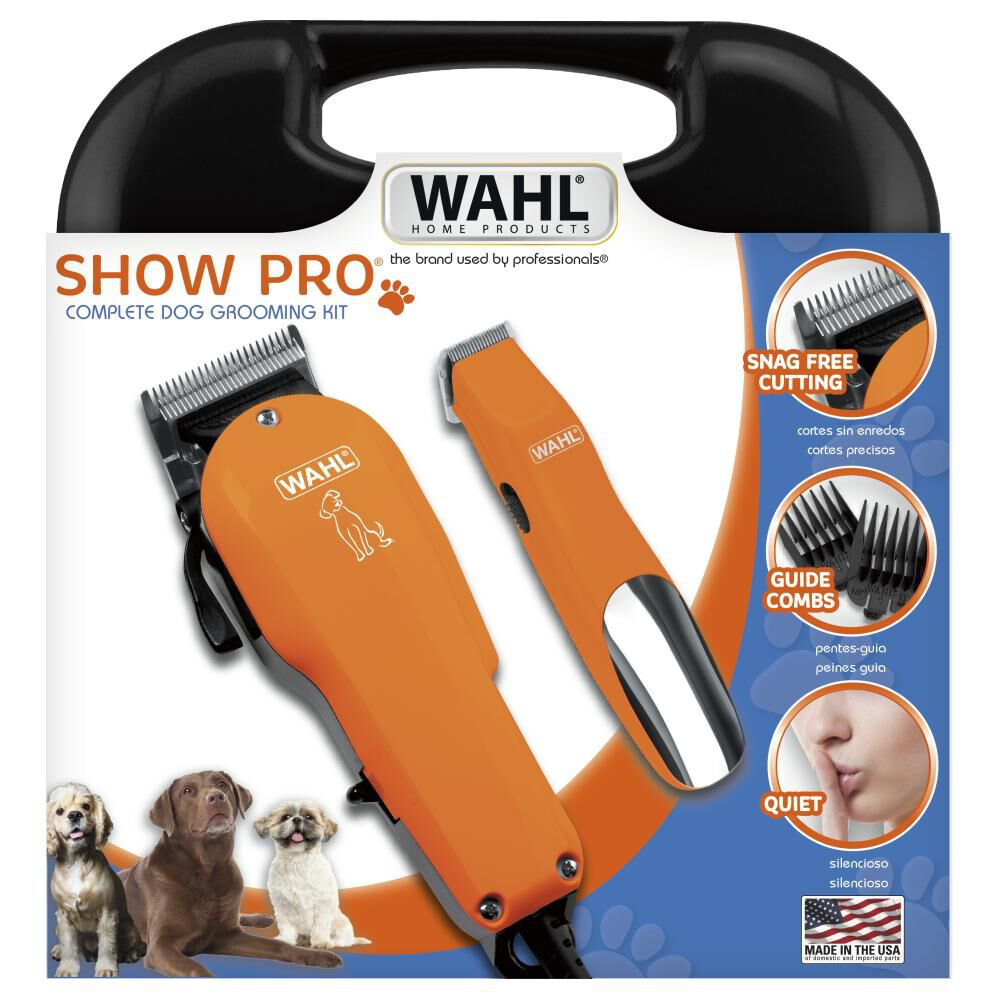 Corta Pelo Mascota Wahl Show Pro image number 1.0