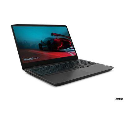"Notebook Gamer Lenovo Ideapad Gaming 3 15ARH05 / Onyx Black / AMD Ryzen 5 / 8 GB Ram / Nvidia Geforce Gtx 1650 Ti 4GB Gddr6 / 512 GB SSD / 15.6 """