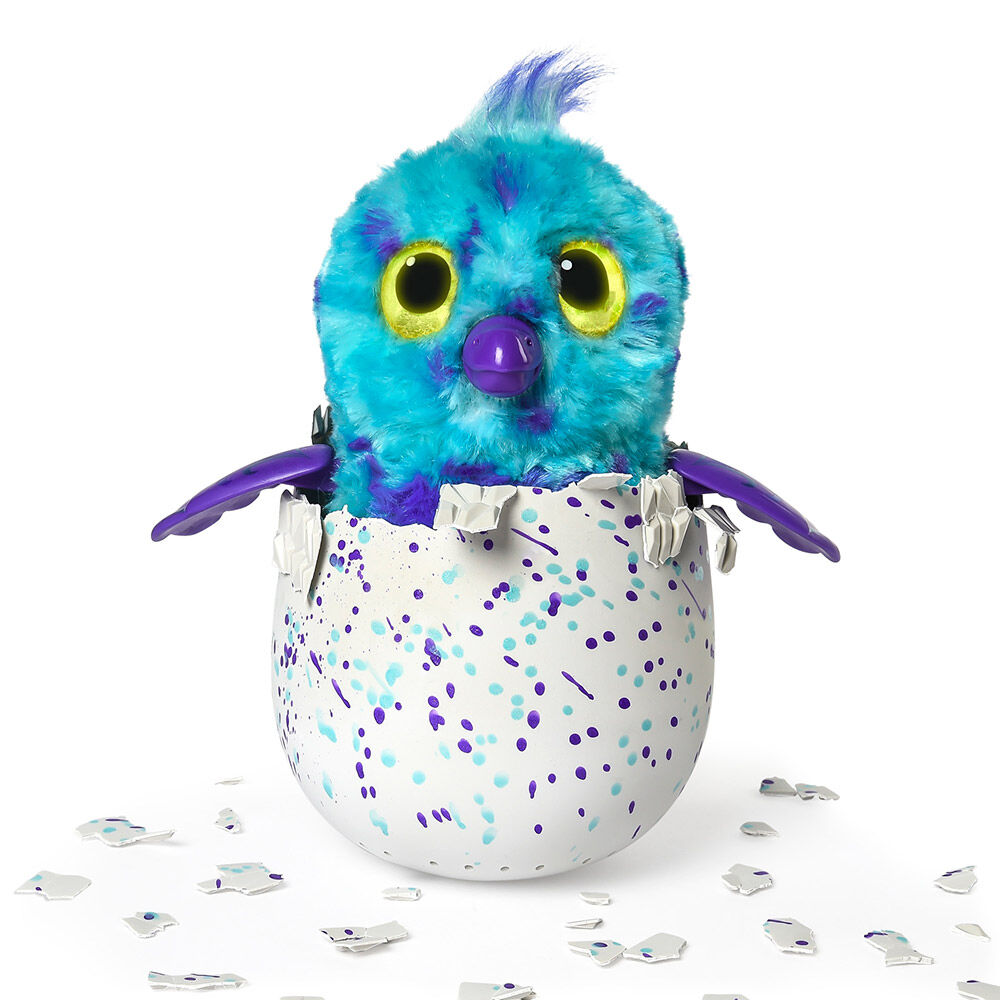 Juguete Hatchimals Fabula Forest Puffatto image number 0.0