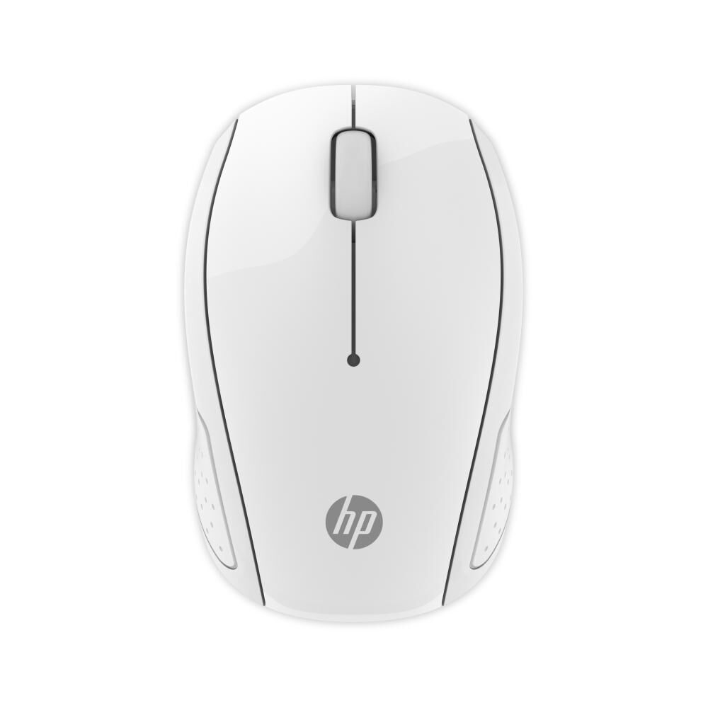 Mouse Hp 200 Snowwhite Wireless