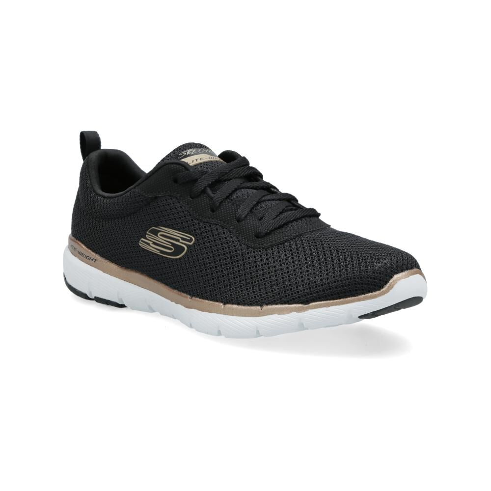 Zapatilla Running Mujer Skechers 13070-Bkrg image number 0.0