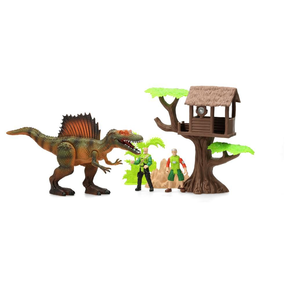 Set De Juguetes Dino Mat Playset image number 2.0