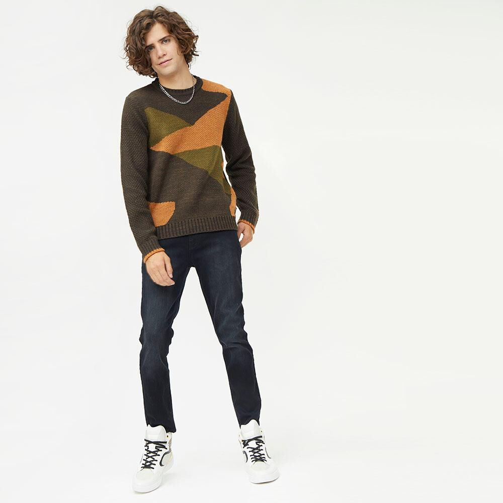 Sweater  Hombre Rolly Go image number 1.0