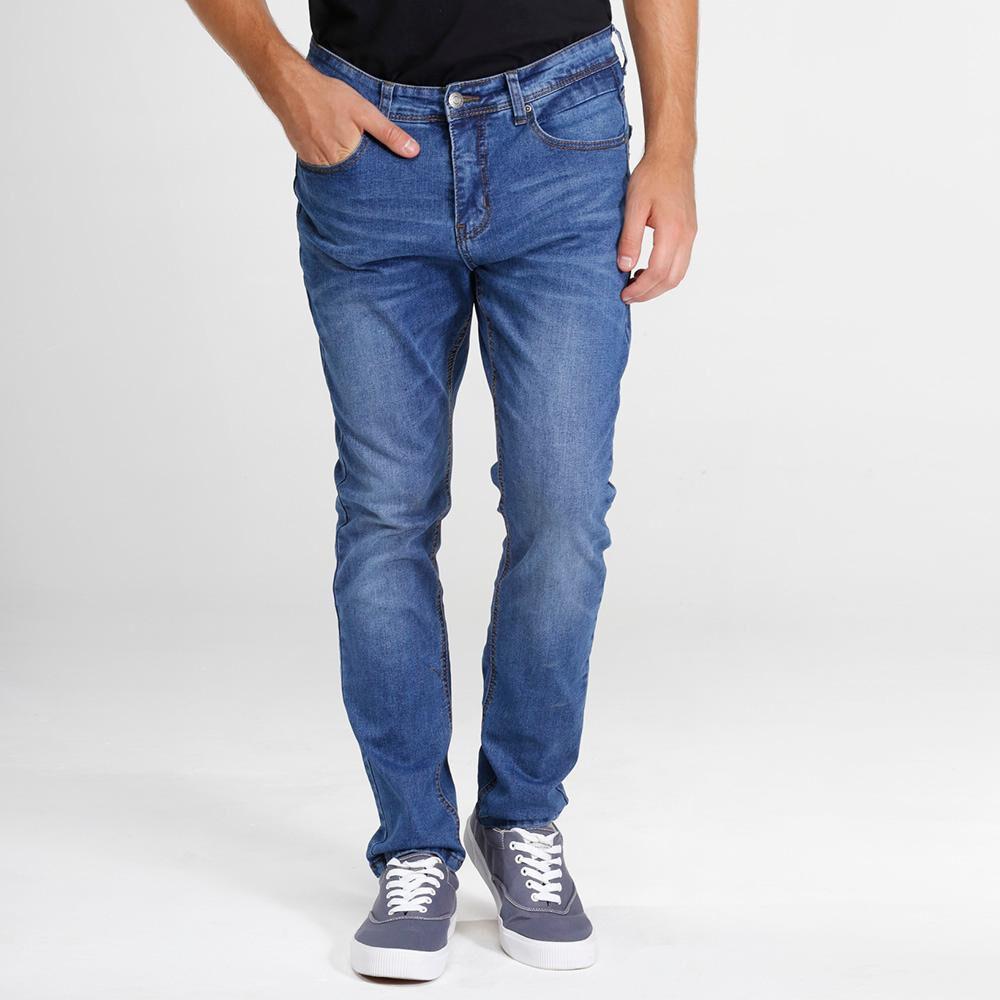 Jeans Az Black Azjdscampnou image number 0.0