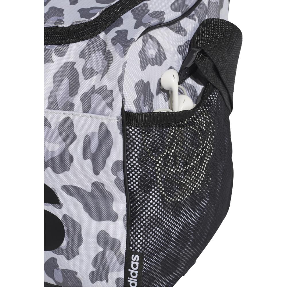 Bolso Adidas Duffle S Leopard image number 5.0