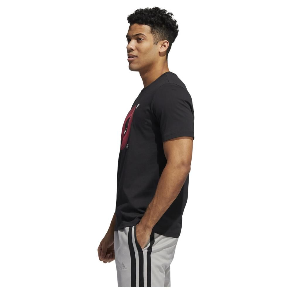 Polera Hombre Adidas Bos Icons image number 1.0