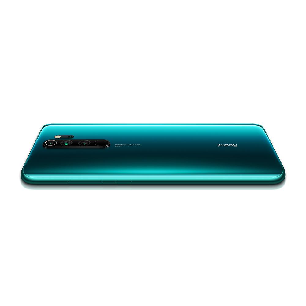 Smartphone Xiaomi Redmi Note 8 Pro Green 128 Gb - Liberado image number 4.0