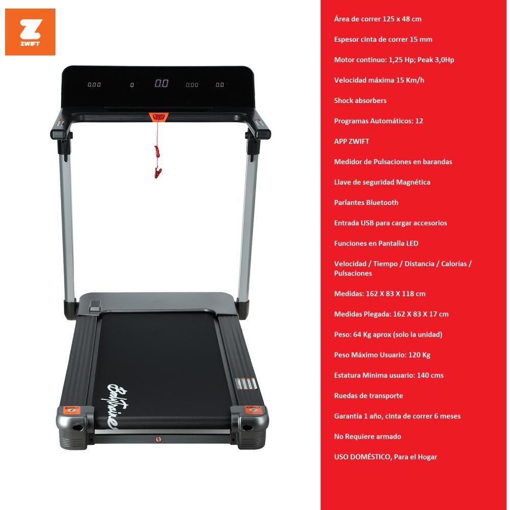 Trotadora Bodytrainer Runner Dyn 650 image number 1.0