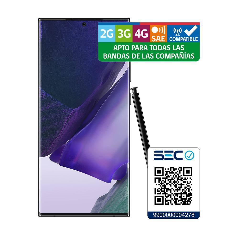 Smartphone Samsung Galaxy Note 20 Ultra 256 Gb / Liberado image number 7.0