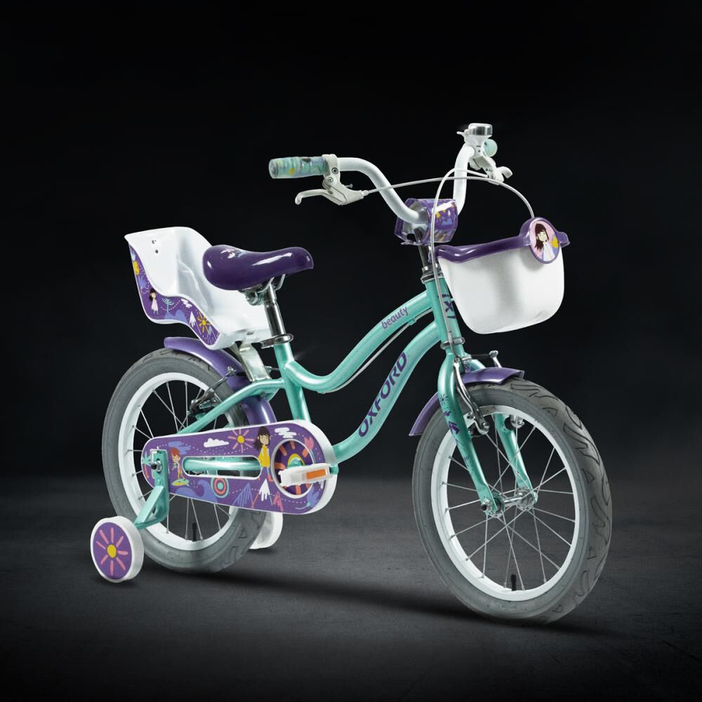 Bicicleta Infantil Oxford 404Bn10Ja0 Aro 16 image number 1.0