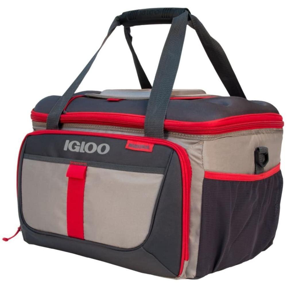 Cooler Plegable Igloo Con Portavasos image number 2.0