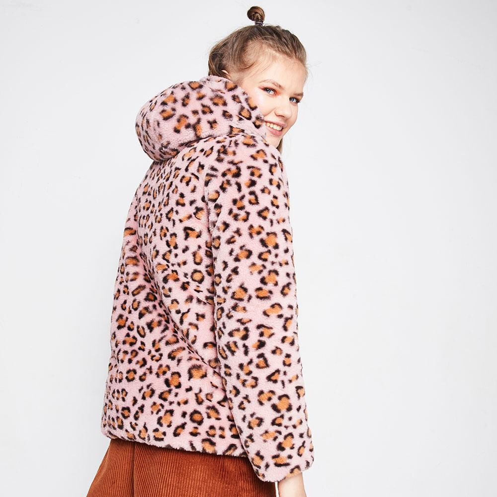 Parka Reversible  Mujer Freedom image number 2.0