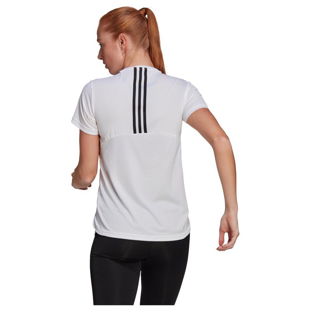 Polera Mujer Adidas 3-stripes Sport image number 2.0