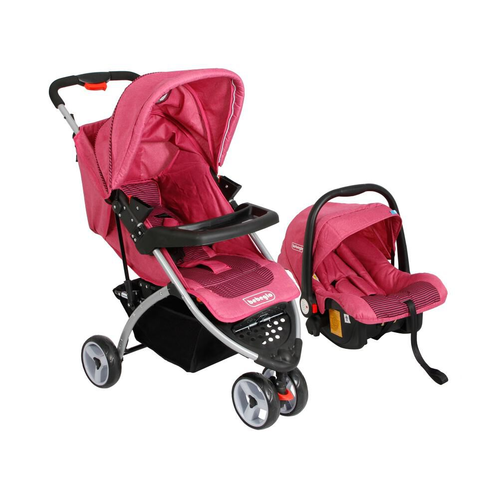 Coche Travel System Bebeglo Rs-1320 image number 0.0